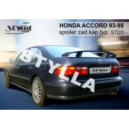 Stylla spoiler zadního víka Honda Accord sedan (1993 - 1998)