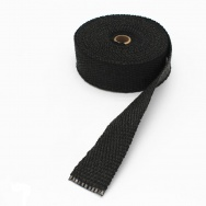 Termoizolační páska pro výfukové svody a potrubí - černá, 10m