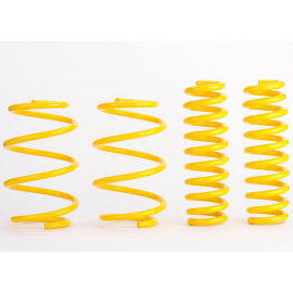 Sportovní pružiny ST suspensions pro Seat Ibiza (6J) ST, Kombi, r.v. od 05/10, 1.6TDi, snížení 30/30mm