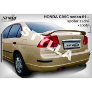 Stylla spoiler zadního víka Honda Civic sedan (2001 - 2005)