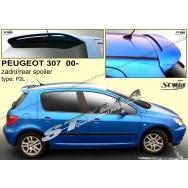 Stylla spoiler zadních dveří Peugeot 307 htb