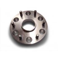 Podložky pod kola rozšiřovací, 6x114,3, šířka 25mm (Mercedes / Nissan / Renault) - se štefty