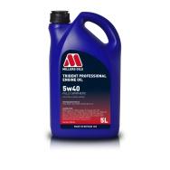 Plně syntetický motorový olej Millers Oils Trident Professional 5w40, 5L