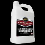 Meguiars Leather Cleaner & Conditioner 3,78 l - čistič a kondicionér na kůži