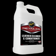 Meguiars Leather Cleaner & Conditioner 3,78 l - čistič a kondicionér na kůži