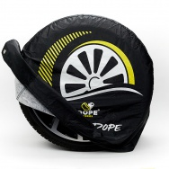 Dope Fibers Wheel Dope - potahy na kola (2ks) otevřená verze