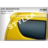 Stylla spoiler zadních dveří Fiat Seicento (1997 - 2010) - horní