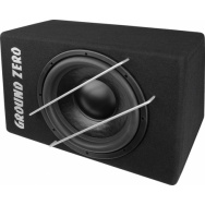 Subwoofer v boxu Ground Zero GZUB 30SQ