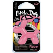 Supair Drive Little Dog Flower vůně do auta - květiny