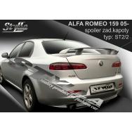 Stylla spoiler zadního víka Alfa Romeo 159