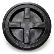 Grit Guard Gamma Seal víko na kbelík - černé