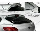 Stylla spoiler zadních dveří Chevrolet Cruze htb (od 2011) horní