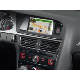 Autorádio Alpine X702D-A4 pro vozy Audi A4