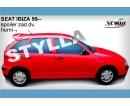 Stylla spoiler zadních dveří Seat Ibiza (1999 - 2002)