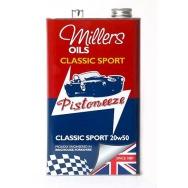 Motorový olej Millers Oils Classic Sport 20w50, 5L