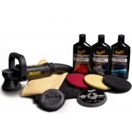 """Meguiars DA Ultimate Kit 5"""" - kompletní 5palcová sada pro strojní renovaci, leštění a voskování laku"""