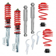 JOM Red Line výškově stavitelný podvozek Opel Astra G htb, Coupé, Caravan, kromě modelů OPC, GSi a 2.0 Turbo