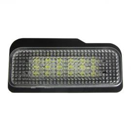 LED osvětlení SPZ Mercedes Benz E sedan / kombi (W211, 00-07)