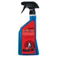 Mothers Speed Waterless Wash & Wax - mycí a leštící přípravek bez použití vody, 710 ml