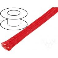 Flexo oplet 12 mm červený