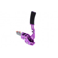 Hydraulická ruční brzda s brzd.válcem - fialová