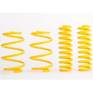 Sportovní pružiny ST suspensions pro Seat Leon (5F) ST, Kombi, r.v. od 09/13, 1.8TSi/1.6TDi, jednoprvková ZN, snížení 40/40mm