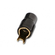 CHP kabelová vidlička 35 qmm černá