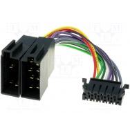 ISO konektory JVC 11 PIN
