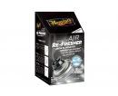 Meguiars Air Re-Fresher Odor Eliminator - čistič klimatizace + pohlcovač pachů + osvěžovač vzduchu (Black Chrome), 71 g