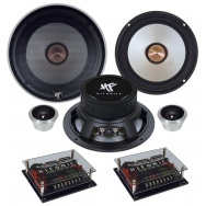 Reproduktory Hifonics MX6.2C
