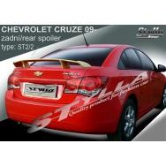 Stylla spoiler zadního víka Chevrolet Cruze (2008 - 2016) sedan