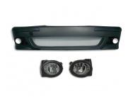 JOM přední nárazník BMW 5 E39 + mlhovky čiré (akční set)