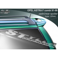 Stylla spoiler zadních dveří Opel Astra F Caravan (1991 - 1998)