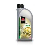 Plně syntetický motorový olej Millers Oils NANODRIVE - Premium EE LONGLIFE 5w40, 1L
