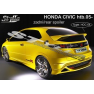 Stylla spoiler zadních dveří Honda Civic htb (2006 - 2011) - dolní