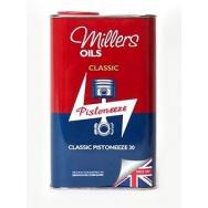Motorový olej Millers Oils Classic Pistoneeze 30, 1L