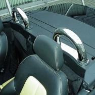 Ochranné oblouky Mercedes SLK (R 170)