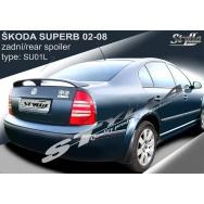 Stylla spoiler zadního víka Škoda Superb I sedan (2001 - 2008)