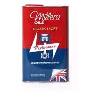 Plně syntetický závodní motorový olej Millers Oils NANODRIVE - Classic Sport High Performance 20w50 NT, 1L