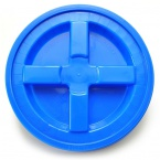 Grit Guard Gamma Seal víko na kbelík - modré