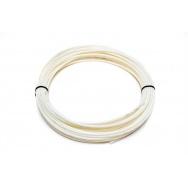 TA Technix hadice pro vedení vzduchu 6 mm - bílá