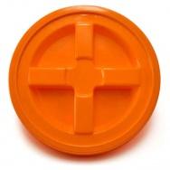 Grit Guard Gamma Seal víko na kbelík - oranžové