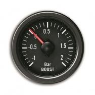 Přídavný tlakoměr turba - Youngtimer