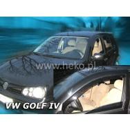 HEKO ofuky oken Volkswagen Golf IV 5dv (1997-2004) přední