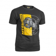 MTS Technik Camber tričko - tmavě šedá