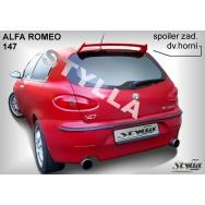 Stylla spoiler zadních dveří Alfa Romeo 147