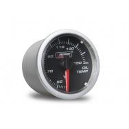 PROSPORT Clear Lens přídavný ukazatel teploty oleje 50-150st. s čirým překrytím