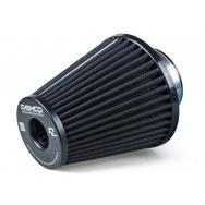 Raemco vzduchový filtr - univerzální, vstup 70mm, délka 150cm, černý