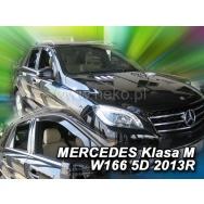 HEKO ofuky oken Mercedes Benz M W166 5dv (2011-2019) přední + zadní