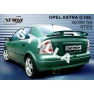 Stylla spoiler zadního víka Opel Astra G htb (1998 - 2004)